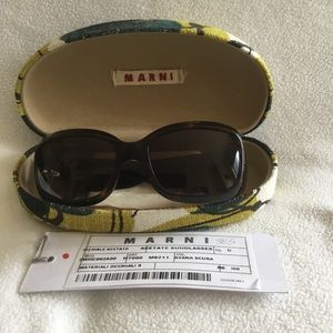 New authentic Marni sunglasses